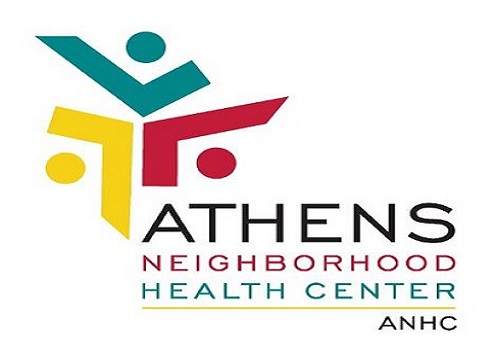 Athens Neighborhood Health Center ANHC Logo 495x350